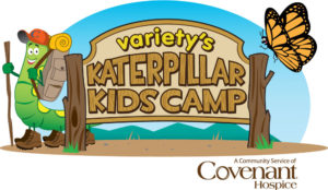 Katerpillar Kids Camp is a special weekend day grief camp for children grades 1-12.